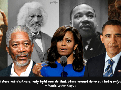 75 Inspirational Quotes From The World's Greatest Leaders To Celebrate Black History Month