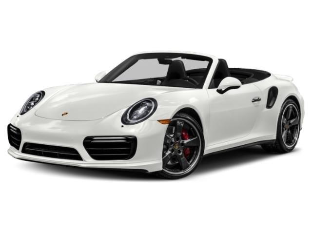 2019 Porsche 911--Turbo--S--Cabriolet