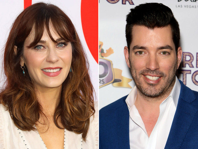 Zooey Deschanel and boyfriend Jonathan Scott are Instagram official