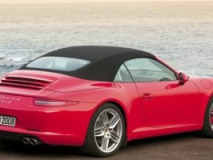 2014 Porsche 911--Carrera--S--Cabriolet