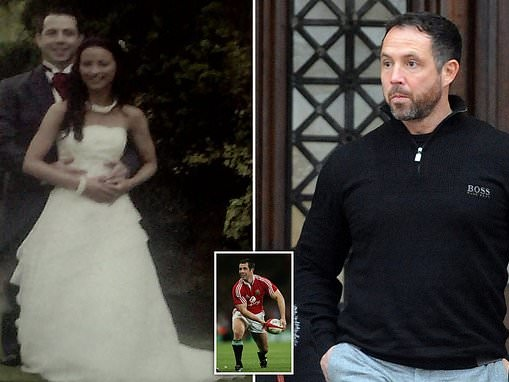Wales ex-rugby star Gareth Cooper defrauded by wife and friend