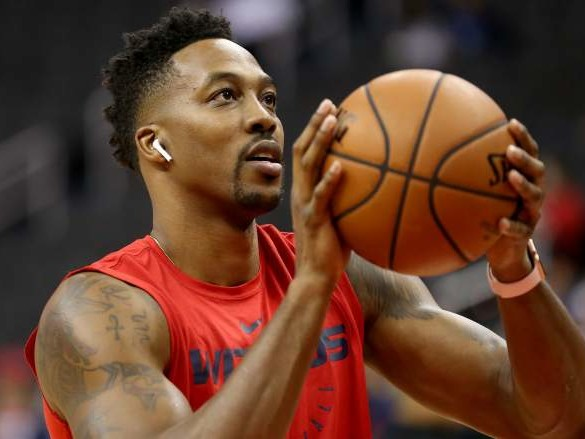 Dwight Howard has High Hopes for Anthony Davis & the Lakers' Defense