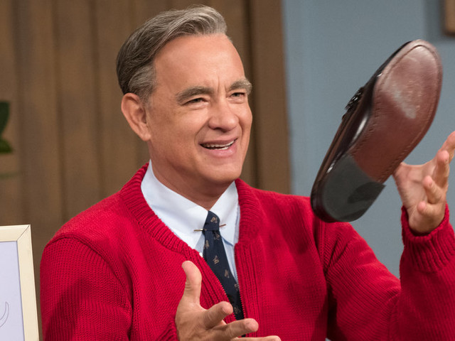 Watch Tom Hanks Embody Mister Rogers in 'A Beautiful Day in the Neighborhood'