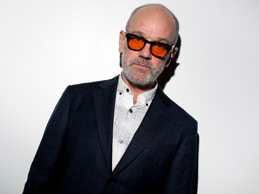 Michael Stipe Unveils Collaboration With The National's Aaron Dessner (Watch)