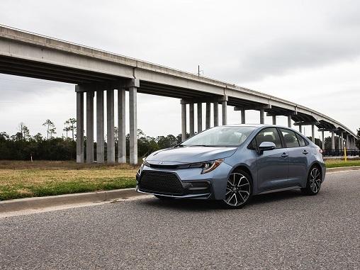 2020 Toyota Corolla Sedan & Hybrid – Finally Getting Cheerful