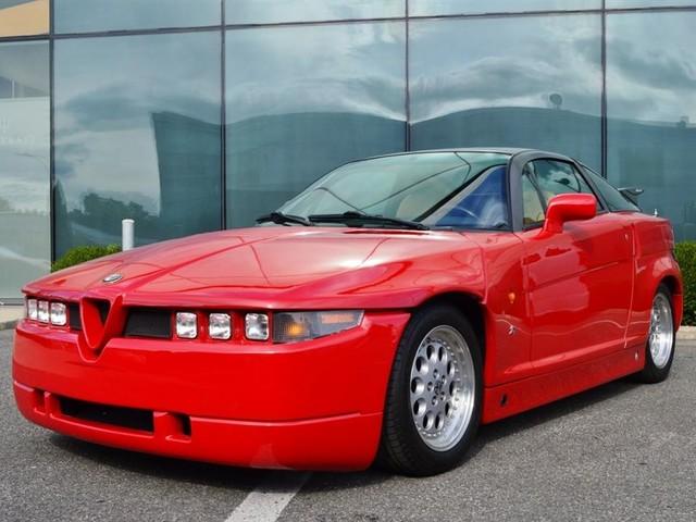 1991 Alfa-Romeo SZ ZAGATO - 1 of 1035 Units Made