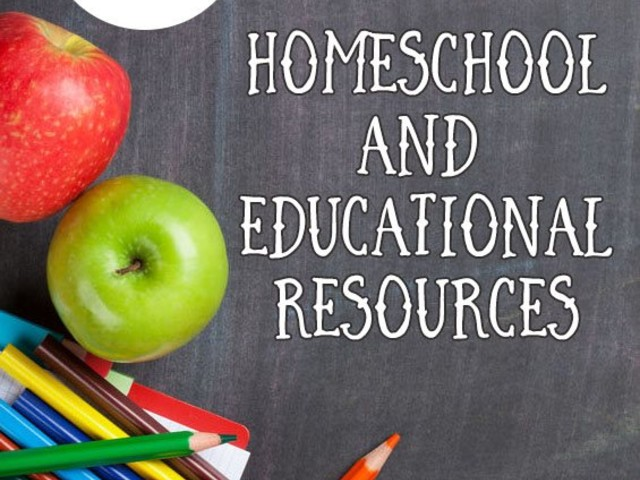 HUGE List of FREE Homeschool Curriculum & Resources