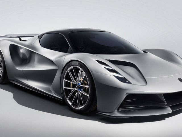 Lotus Goes Crazy with First EV Hypercar