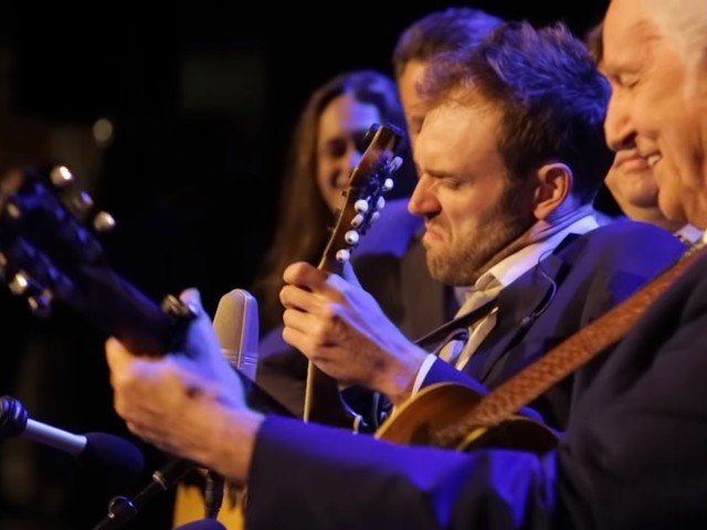 Del McCoury Band Performs On 'Live From Here'
