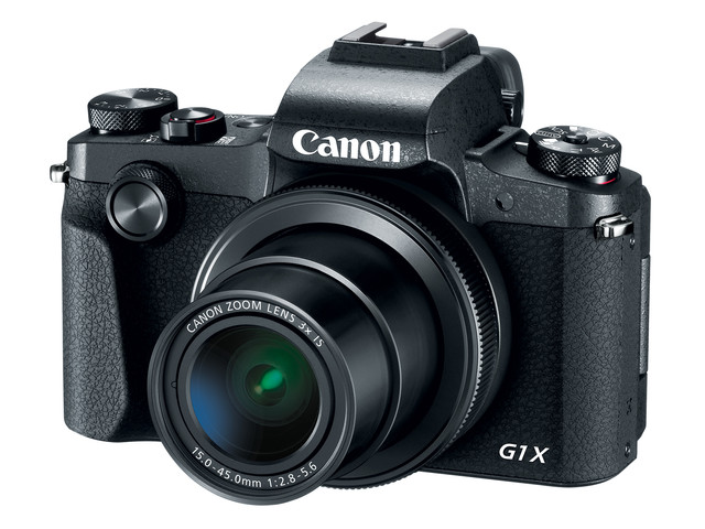 Canon Announces Powershot G1 X Mark III, Their First APS-C Point & Shoot