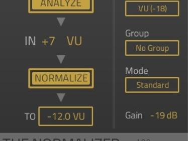 TheNormalizer Sorts Out Your Track Levels
