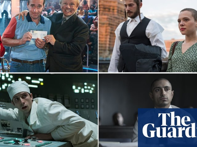 Less! Less! Less!: How the miniseries took over television