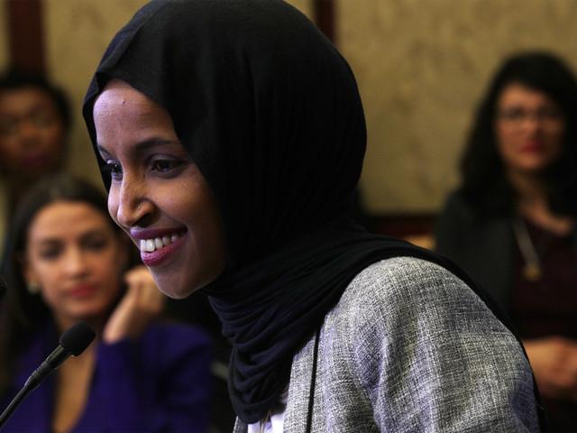 Ilhan Omar responds to Trump: 'I am where I belong'