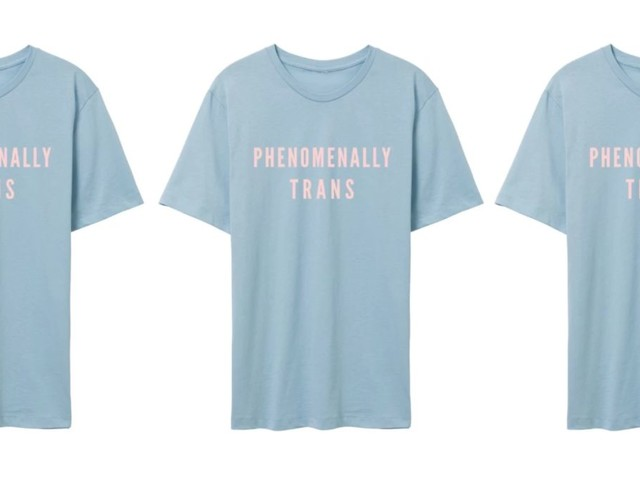 On This Transgender Day of Remembrance, a New Campaign Reminds Us That Trans Is Phenomenal, Too