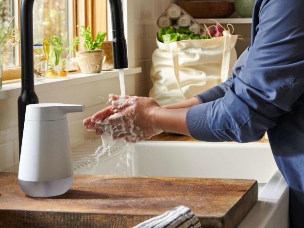 Amazon Launches An Alexa-Enabled Smart Soap Dispenser