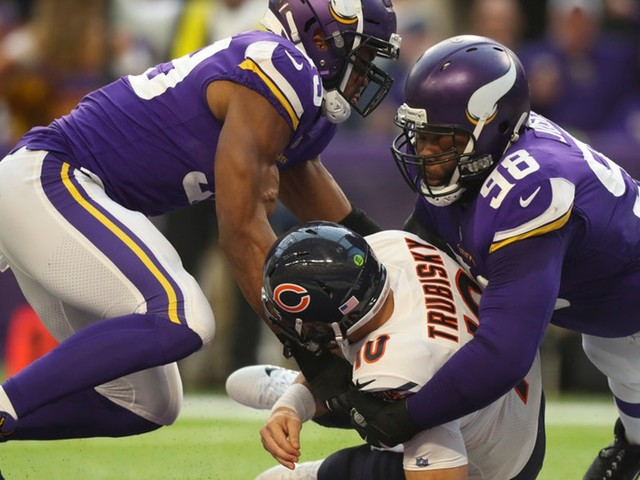 2018 camp preview: Will the Vikings defensive line reignite its pass rush?