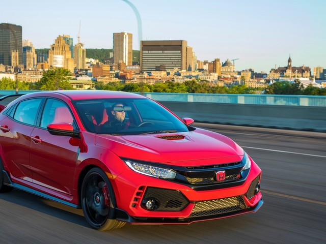 This Just In: Honda To Close UK Plant-Home For Civic Type R