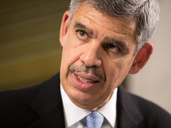 "El-Erian Warns: ""My Main Worry Is Europe"""