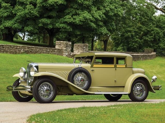 1932 Duesenberg Model--J