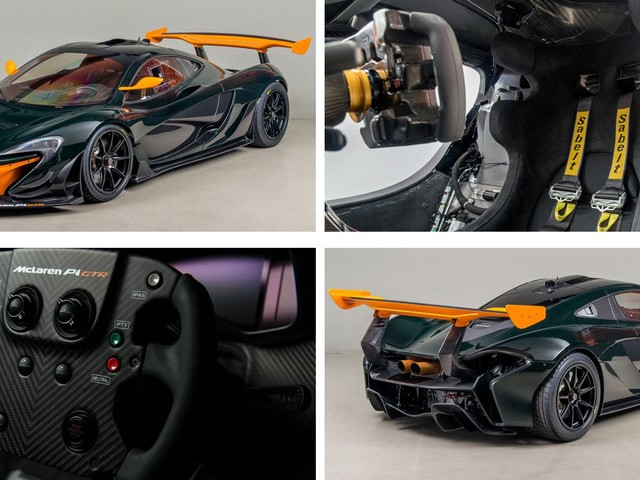 Forget The Senna – We Want This Canepa Green And Orange P1 GTR