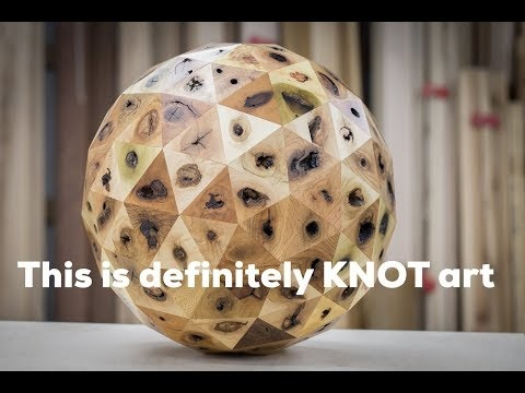 Art or knot art? This is the question.