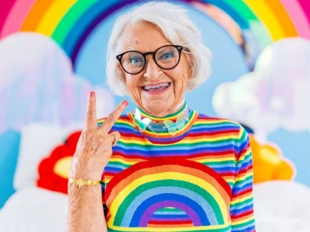 Meet Baddiewinkle- The Rebel Instagrandma With Over 3 Million Followers