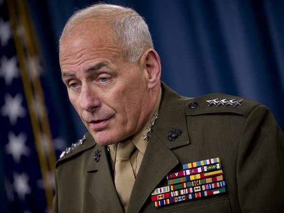"""Bone-Crushing Hard Job"": John Kelly Gives Candid Interview On Being Trump's Chief Of Staff"