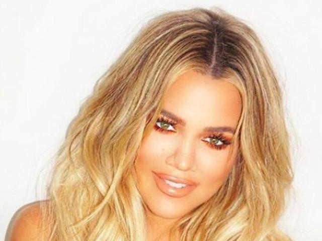 Khloe Kardashian Gives Birth To Baby Girl