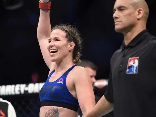 Leslie Smith: Bellator treats fighters better than UFC