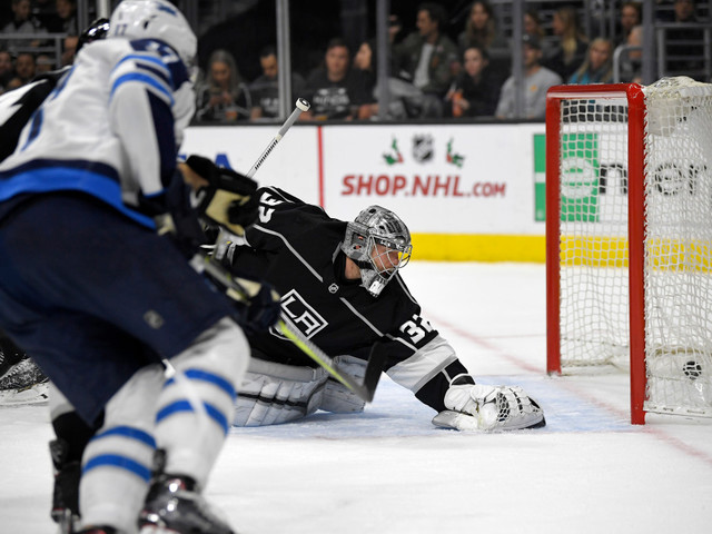 Kings fall to Jets as late lapses in first and second periods prove costly