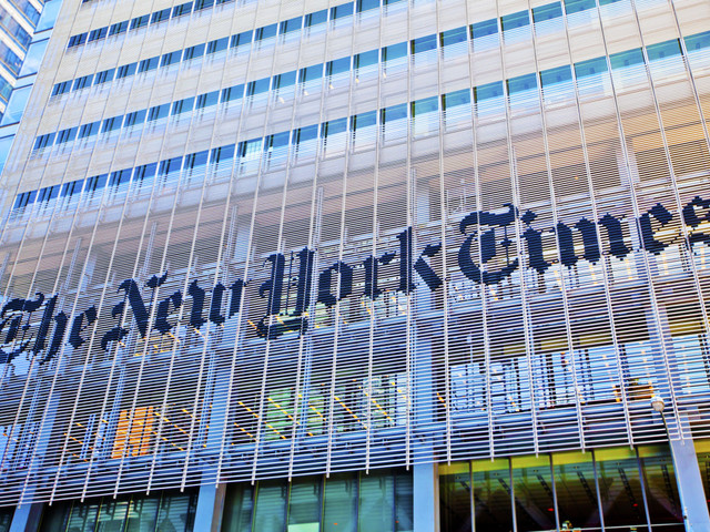 New York Times' bloodbath could include reporter jobs