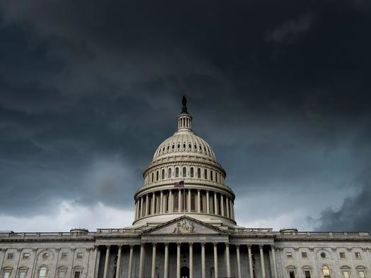 House Passes Debt-Limit, Government Spending Bill, Sends It To A Senate Showdown
