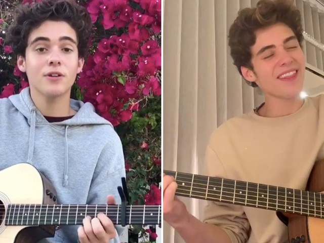 Obsessed With Joshua Bassett's Solo on the HSM Series? Watch the Rest of His Singing Videos