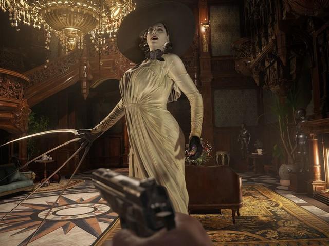 Resident Evil Village has more guns but fewer scares