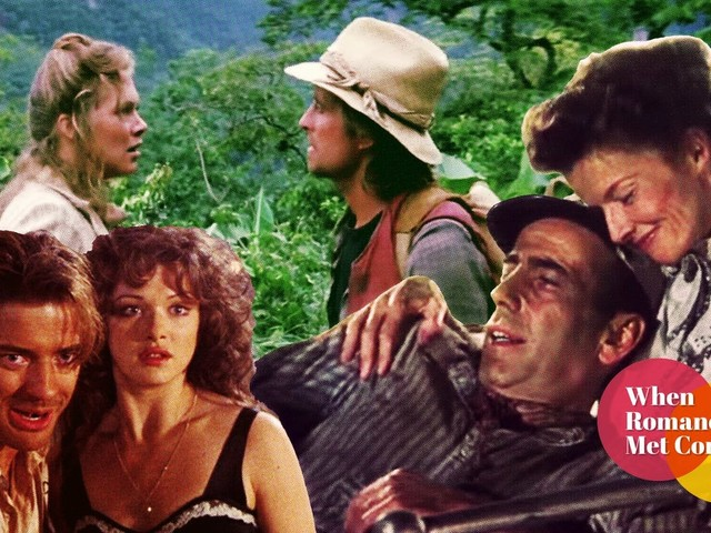 Long before Jungle Cruise, Hollywood mastered the adventure romance genre