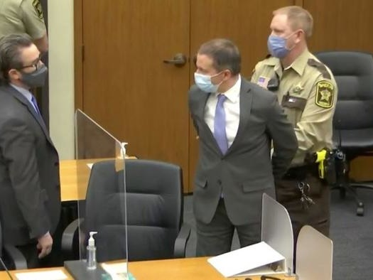 Chauvin Seeks New Trial, Alleges Prosecutorial & Jury Misconduct