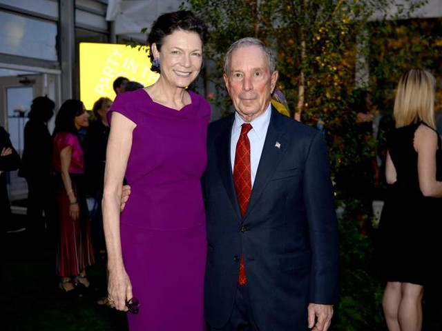 Diana Taylor, Mike Bloomberg's Girlfriend: 5 Fast Facts You Need to Know