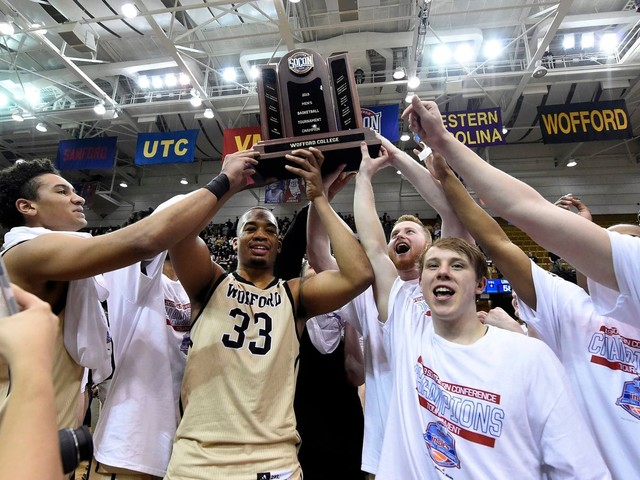 Wofford is such a great basketball story that all we can do is ruin it