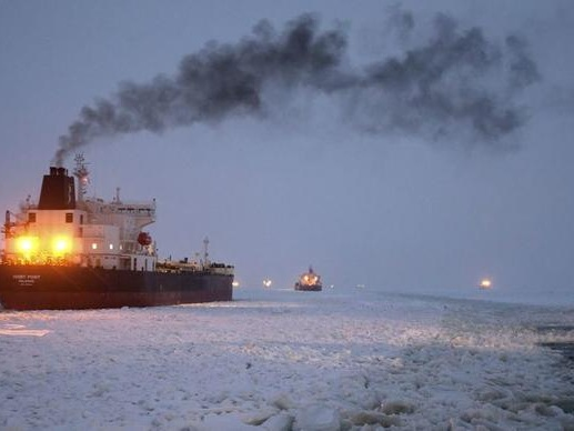 The Russian-China Polar Silk Road Challenges Global Geopolitics