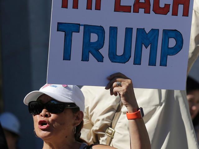 House Democrats introduce impeachment articles against Trump