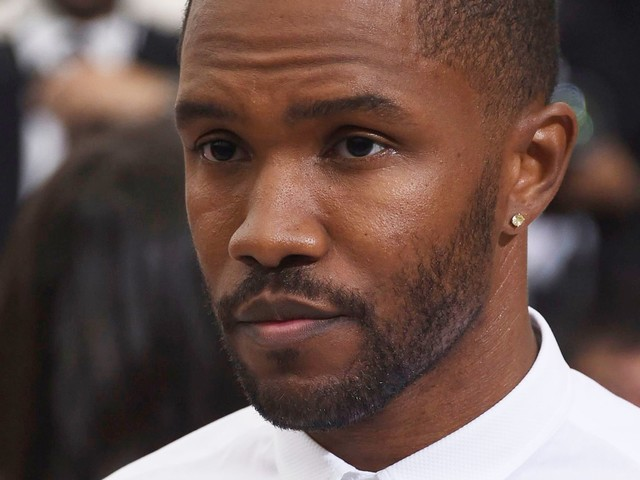Twitter Has A Lot To Say About Frank Ocean's Skin-Care Routine
