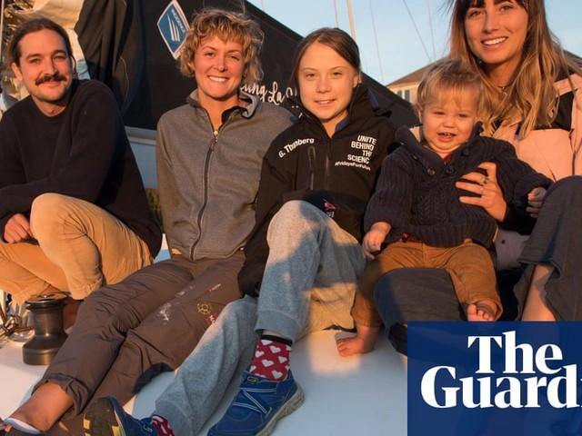 Greta Thunberg sparks surge in sailboat hitchhiking