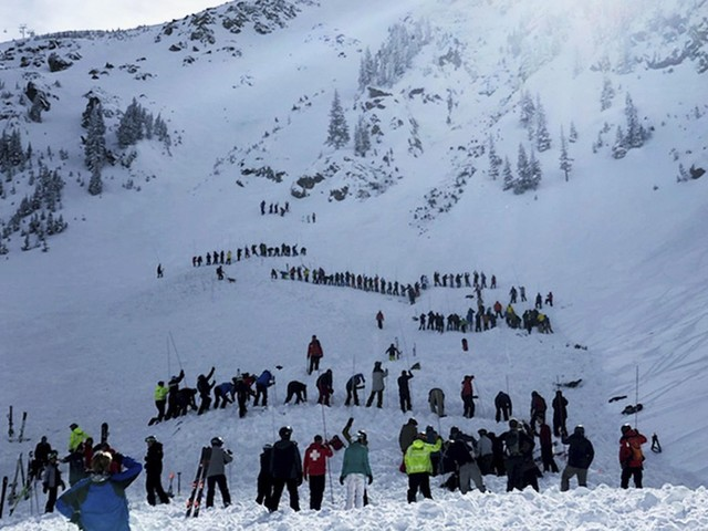 Hospital CEO: Victim of New Mexico avalanche has died