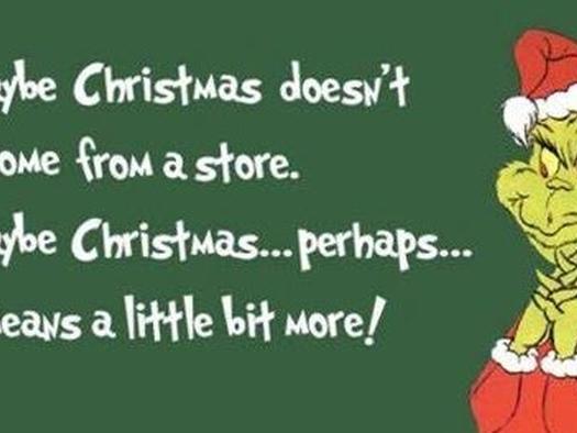 May This Year Bring Less Gifts And Far More Christmas