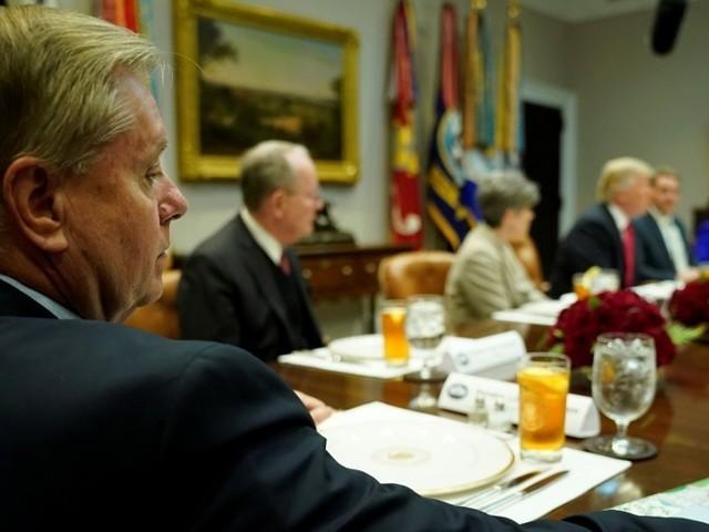 Lindsey Graham: There's a 30 Percent Chance Trump Attacks North Korea