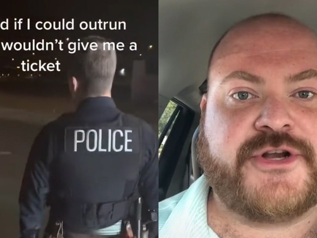 'I wish Sandra Bland was given the opportunity to race': White TikToker gets out of ticket by racing a cop, sparking debate