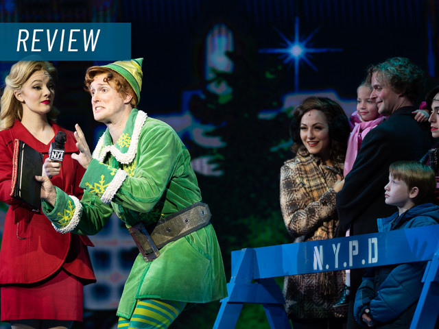 Tuacahn spreads Christmas cheer with 'Elf The Musical'