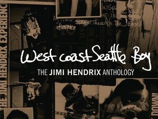 An introduction to Jimi Hendrix, Seattle's own international music icon, through books, movies and music
