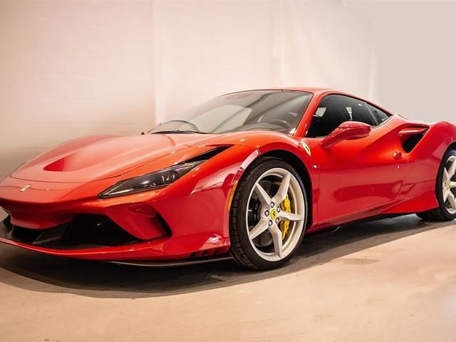 "2020 Ferrari F8--Tributo ""PRICED IN CANADIAN DOLLARS"""