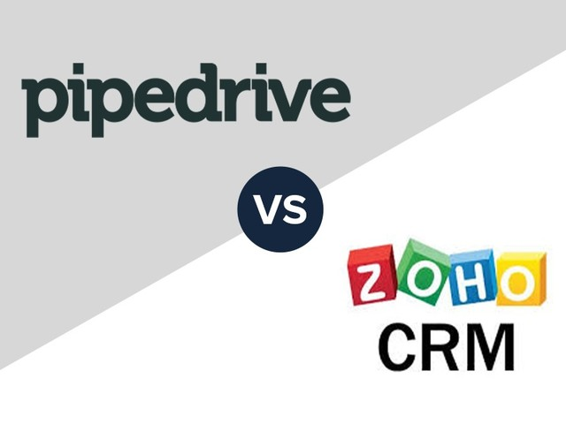 Pipedrive vs Zoho CRM: Price, Features & What's Best in 2019